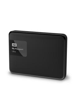 WD My Passport Ultra 3TB Classic Black