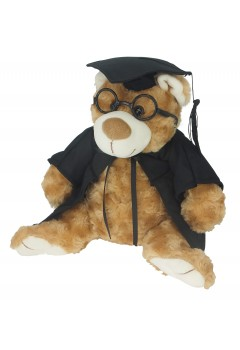 fa883f0fa9f Graduation Bear Plush Toy Large