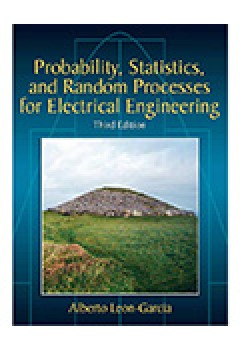 Probability statistics and random processes for electrical probability statistics and random processes for electrical engineering fandeluxe Image collections