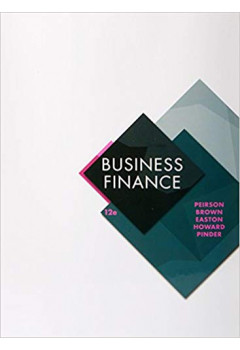 Business finance peirson et al the co op business finance fandeluxe Gallery