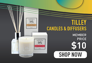 Tilley Candles
