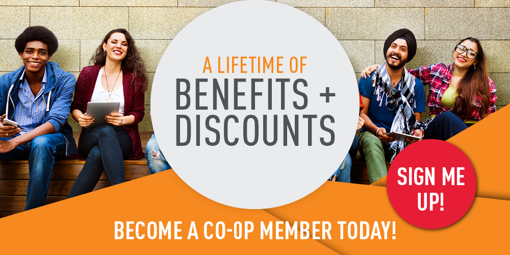 Become a Coop Member
