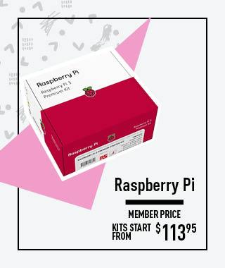 Shop Raspberry Pi